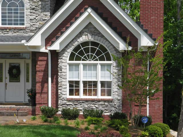 Rubble Window Stone Centurion Stone St. Louis