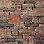 Cherokee Decorative Stone - Centurion Stone STL