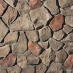 Splitface Decorative Stone - Centurion Stone STL