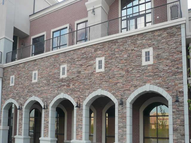 Centturion Stone - Stack - St. Louis